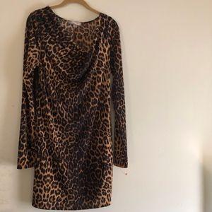 Leopard Dress/Tunic